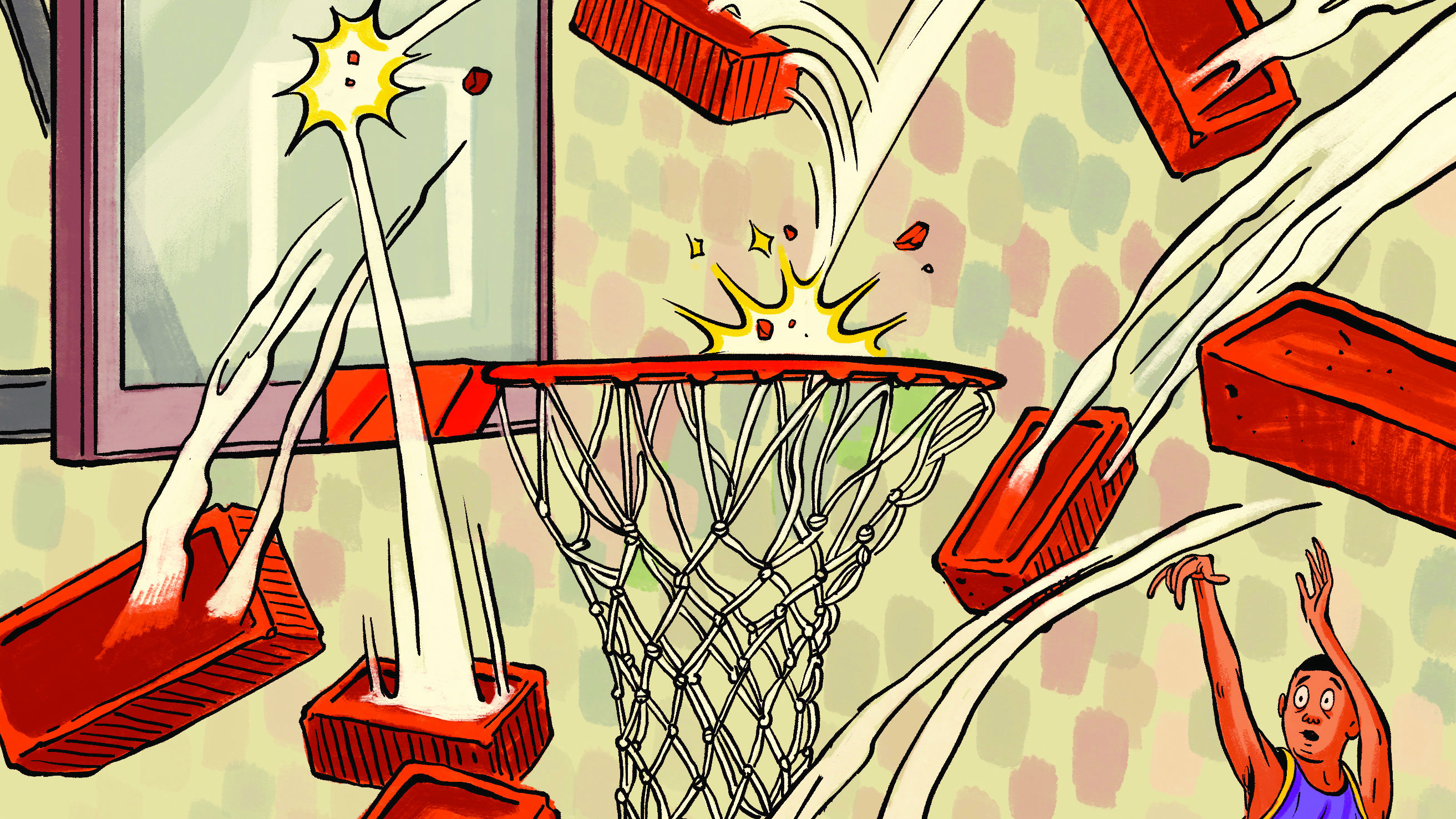 Why the NBA Playoffs Will Be a Brutal Brick-Fest