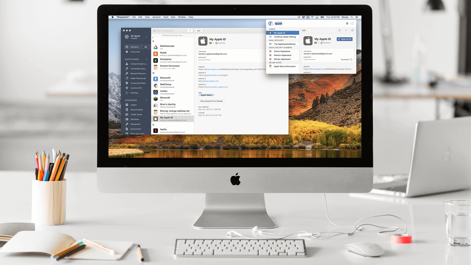 What's Your Password? Simplify Your Online Security with 1Password