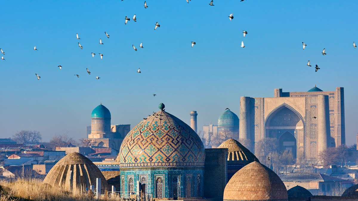 Bustling Bazaars, Ancient Cities, and the Silk Road: 10 Ways to Explore Uzbekistan
