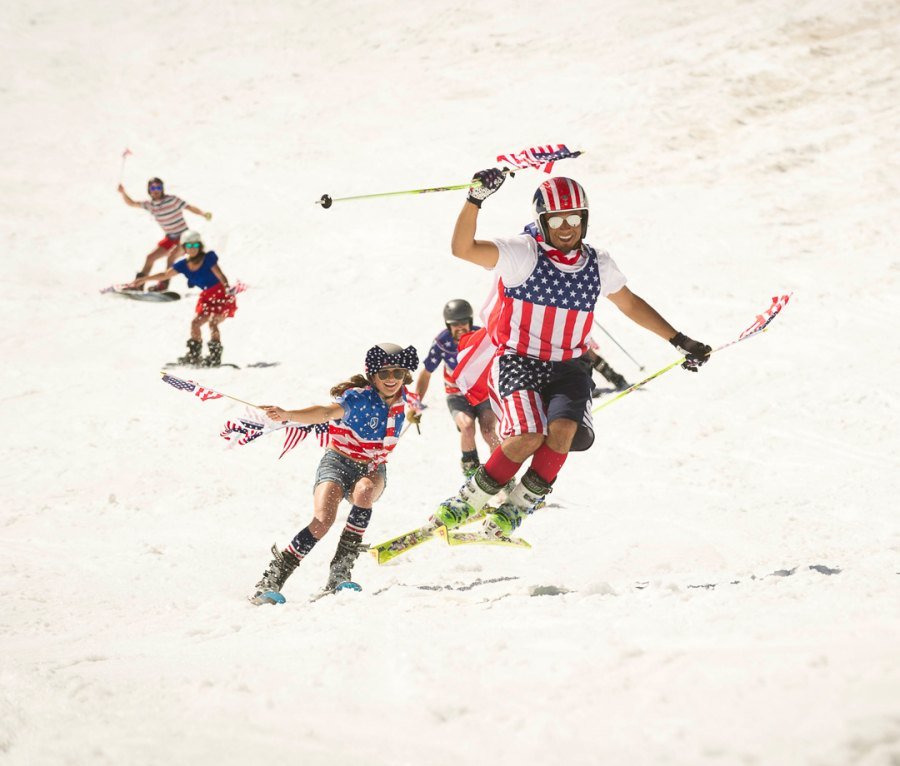 Squaw Valley's Freedom Fest over Independence Day