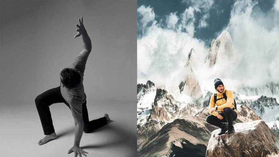 Best yoga flow for hikers