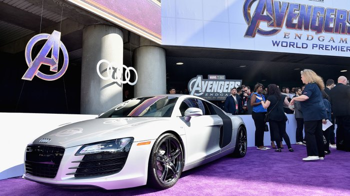 Audi / Avengers / Getty Images