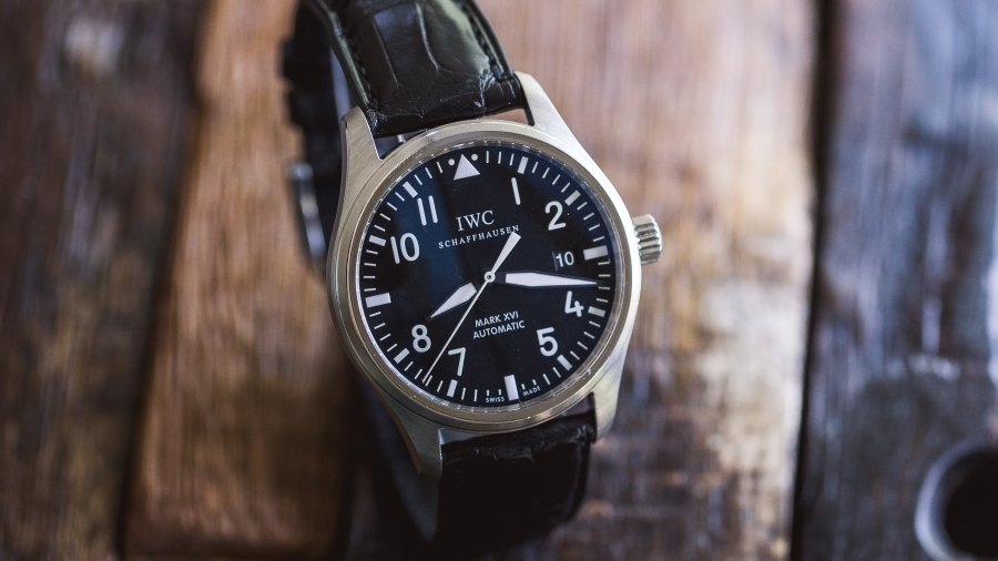 Crown & Caliber - IWC Mark Series