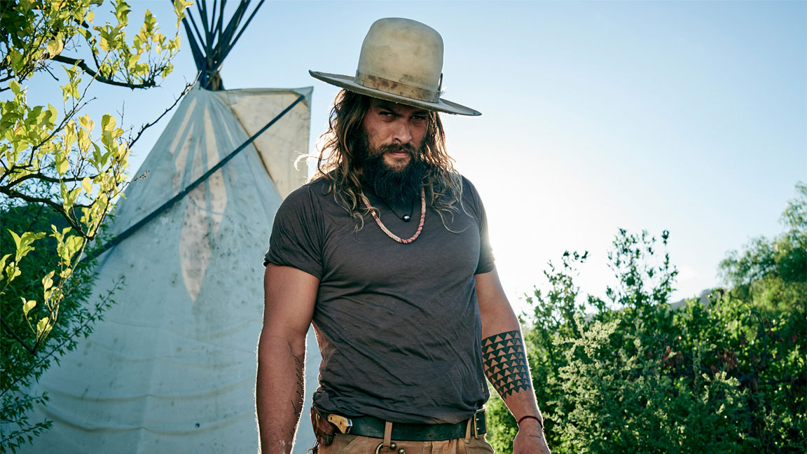 Jason Momoa Shaved His Beard to Promote Plastic-Waste Awareness—and Looks Damn Good