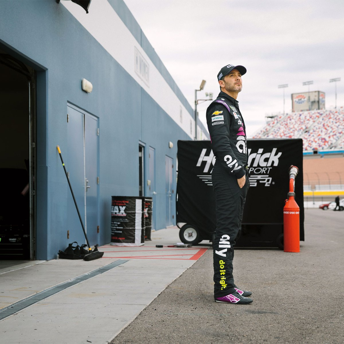 Nascar Icon Jimmie Johnson Sets His Sights On A New Race The Boston