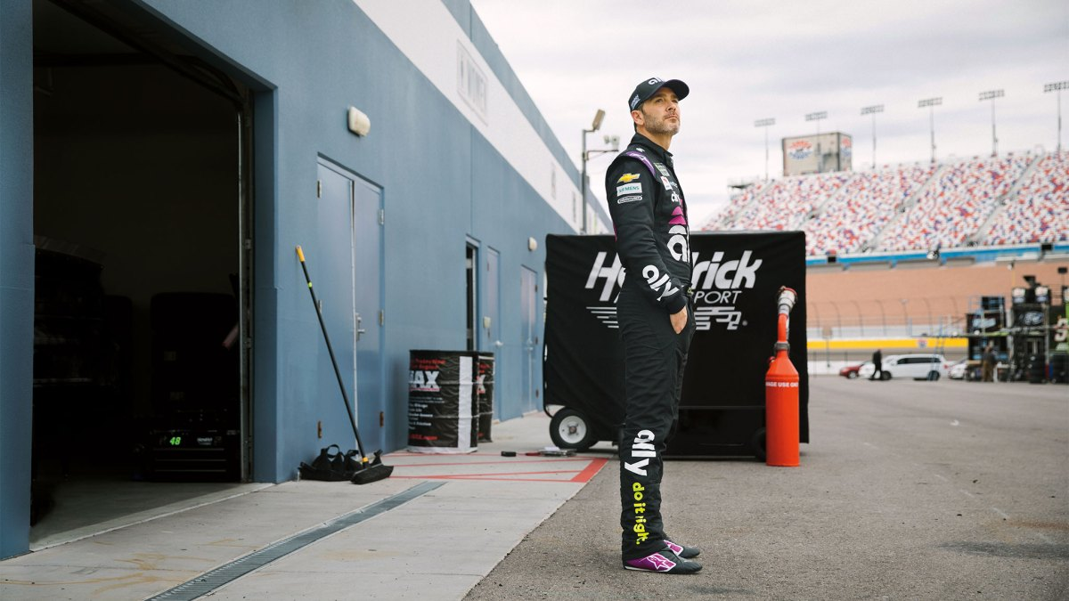 NASCAR Icon Jimmie Johnson Sets His Sights on a New Race: the Boston Marathon
