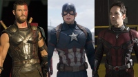Disney / Marvel Studios - Thor, Ant-Man, Captain America