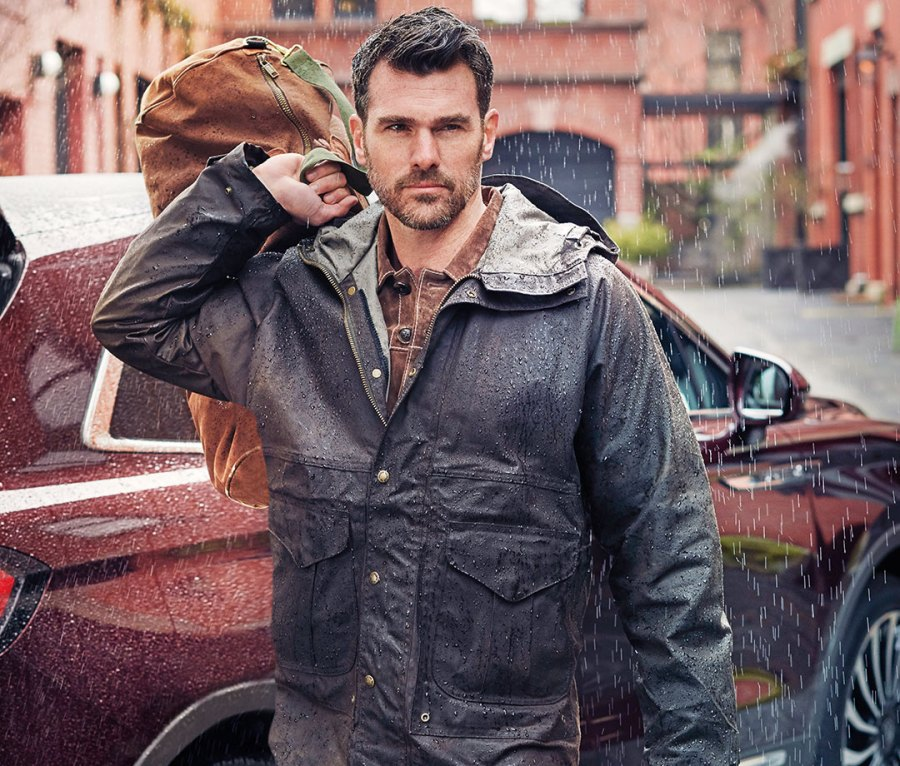 1b5a76c3d2a Men s Spring Style and Fashion  What to Wear When It s Raining