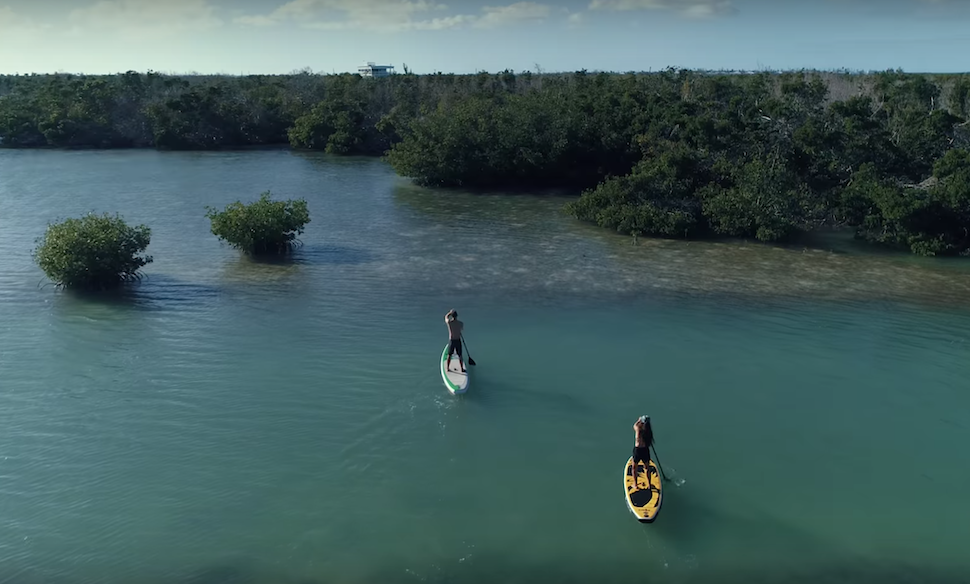 How to Have the Best SUP Weekend in Big Pine Key