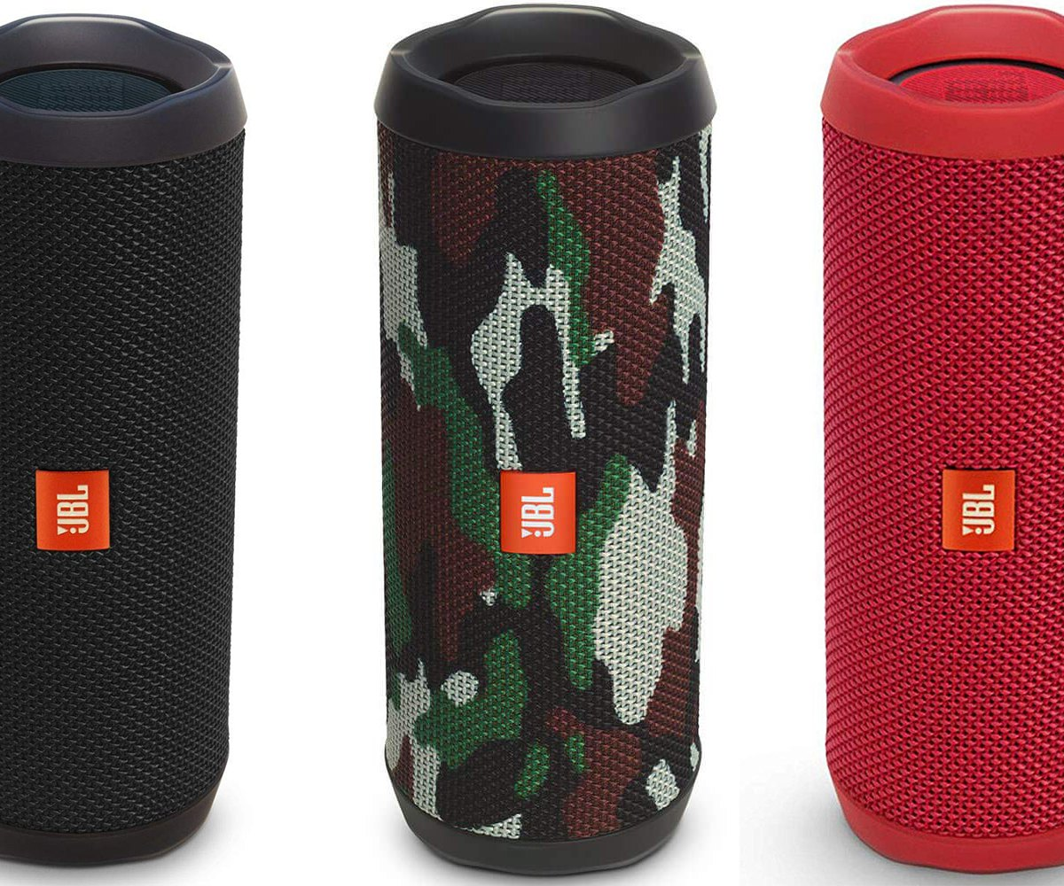 Our Favorite Wireless Portable Bluetooth Speaker Is On Sale Right Now Men S Journal