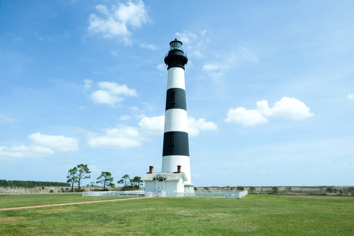 photo of Bodie Island Lighthouse