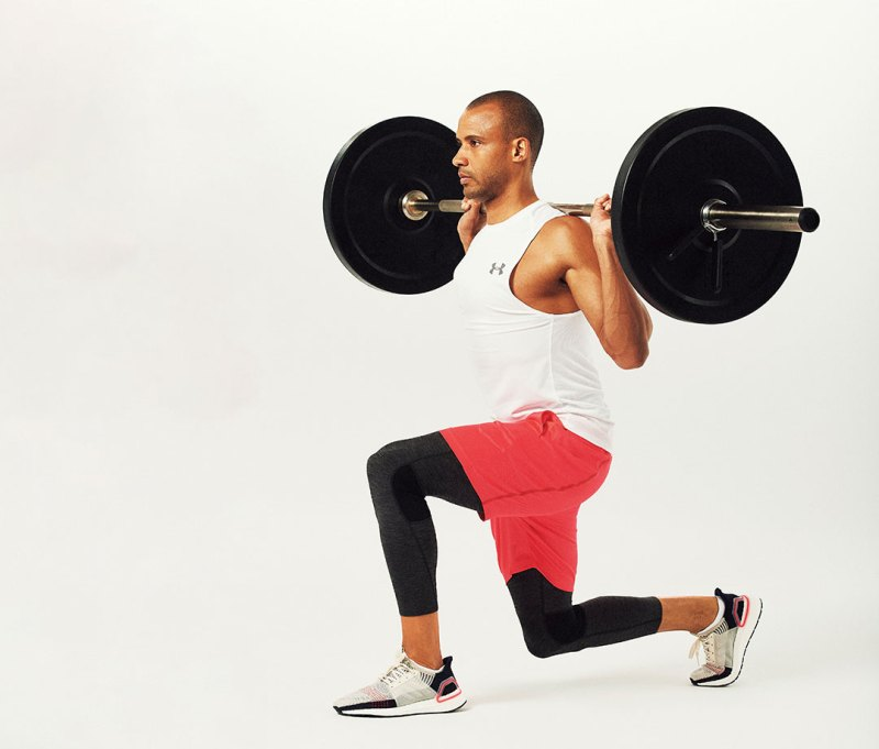 barbell workout 1
