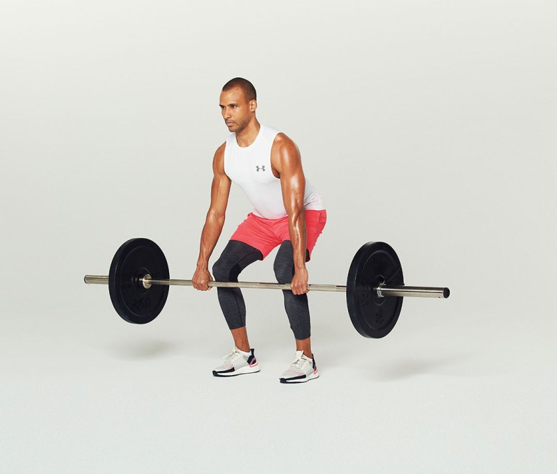 barbell workout 2