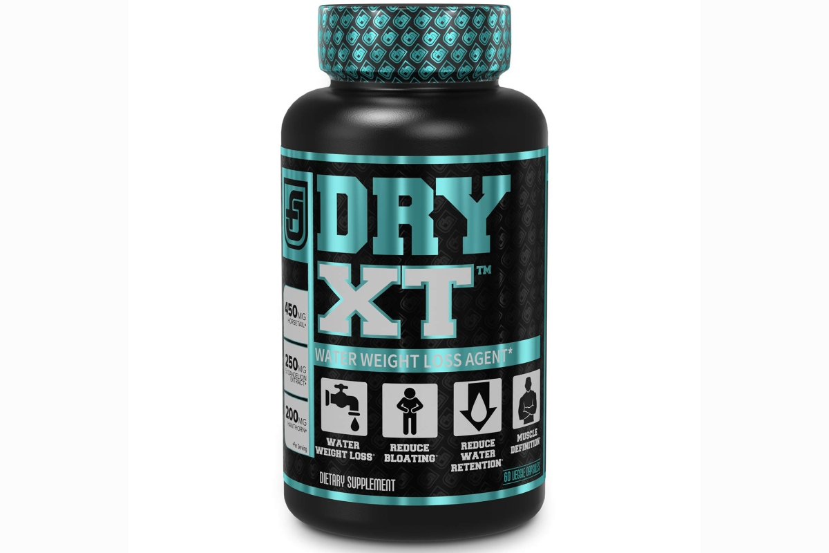 The 7 Best Supplements For Helping Shed Water Weight - Men's Journal