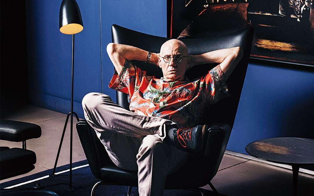 Crime-Fiction Master James Ellroy on His New Novel, World War II, and Why Trump Lacks 'the Charm of a True World-Class Dictator'