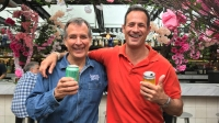 jim koch and Sam Calagione
