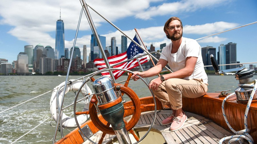 mikey detemple sperry sailing