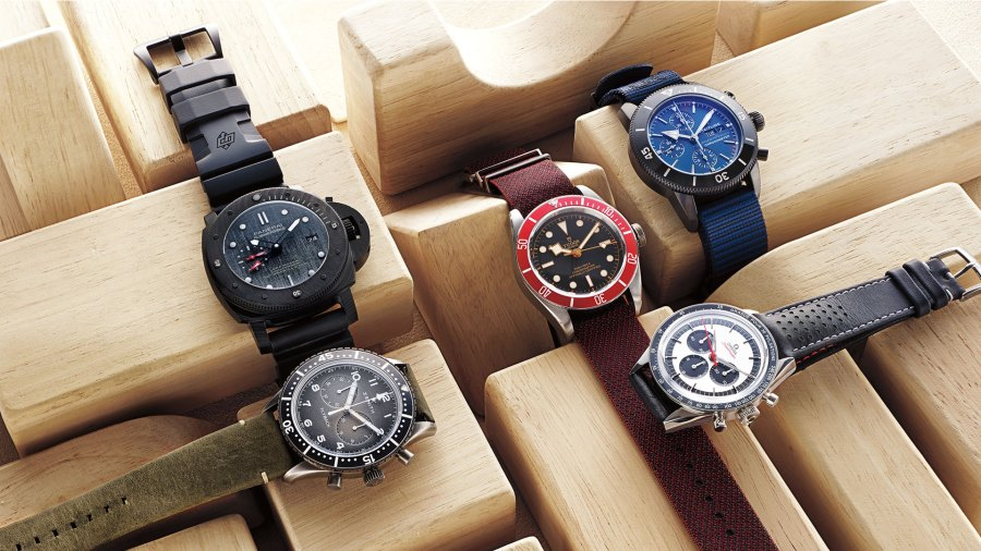 Men's watches for spring 2019