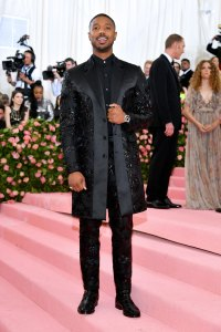 Michael B. Jordan attends The 2019 Met Gala