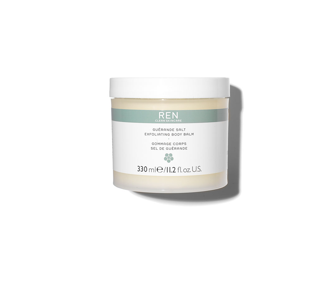 Ren Guérande Salt Exfoliating Body Balm
