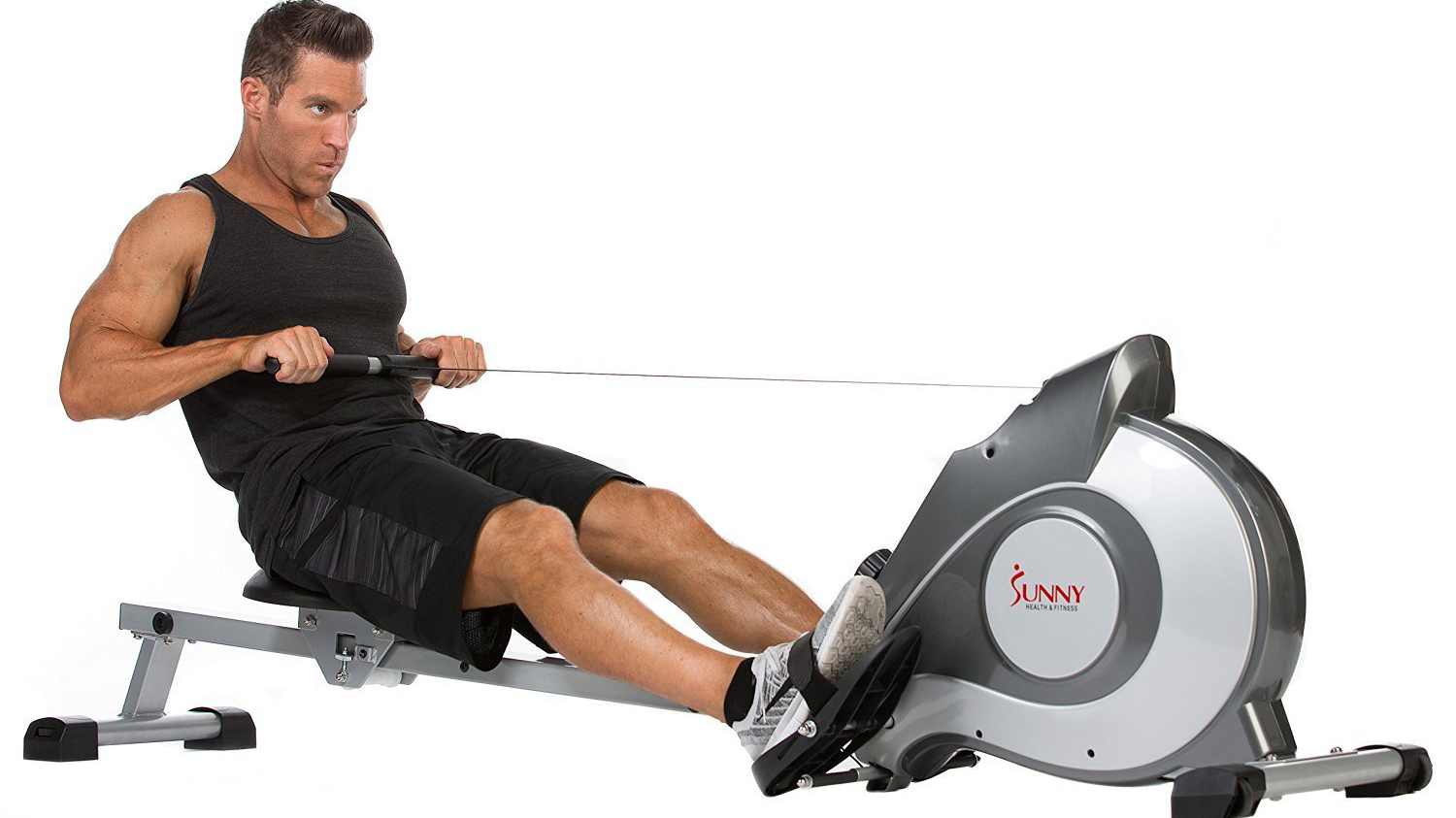 Right Now Take an Amazing 48% Off This Portable Rowing Machine