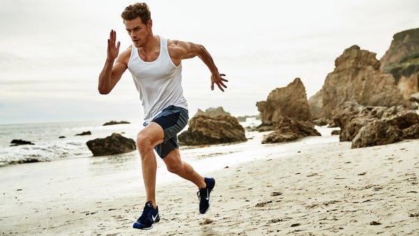 Sam Heughan - Bloodshot and Outlander Training