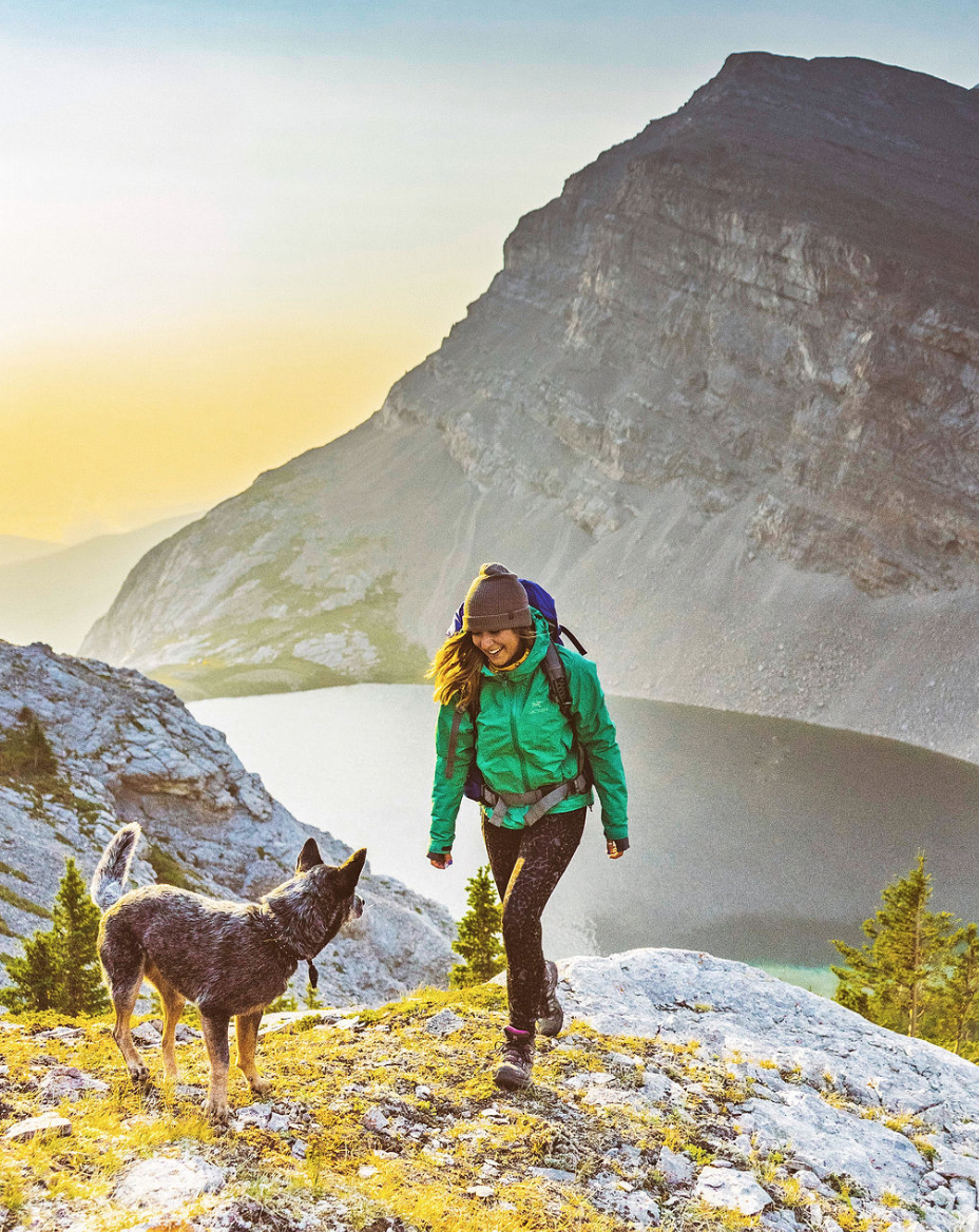 Hike right and prevent injury