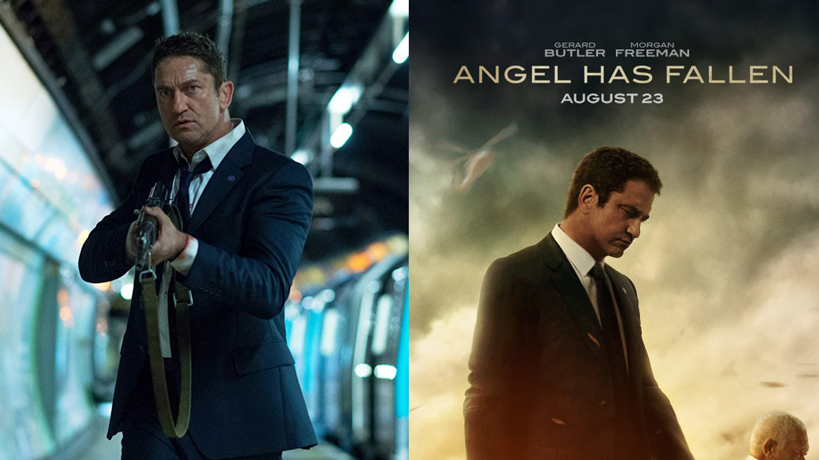 Watch the New Action-Packed Trailer for Gerard Butler's 'Angel Has Fallen'