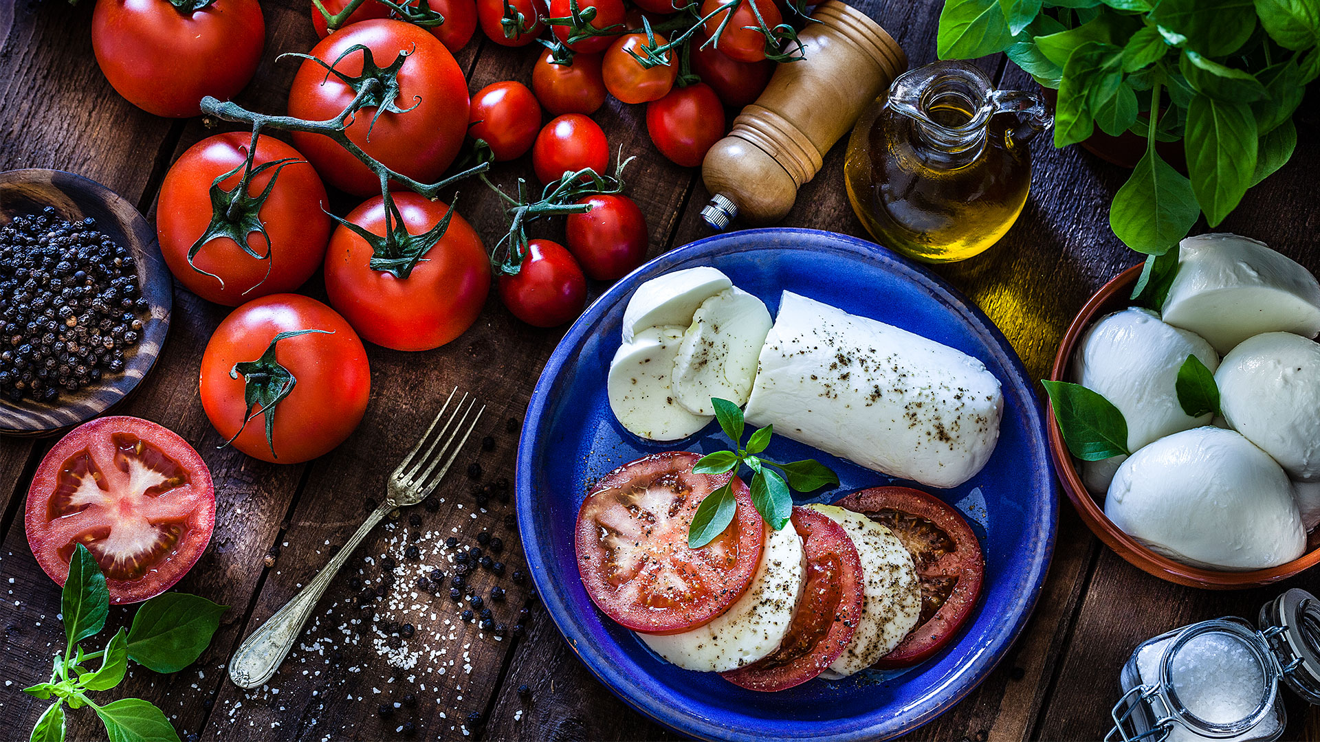 The Case for Eating More Caprese Salad
