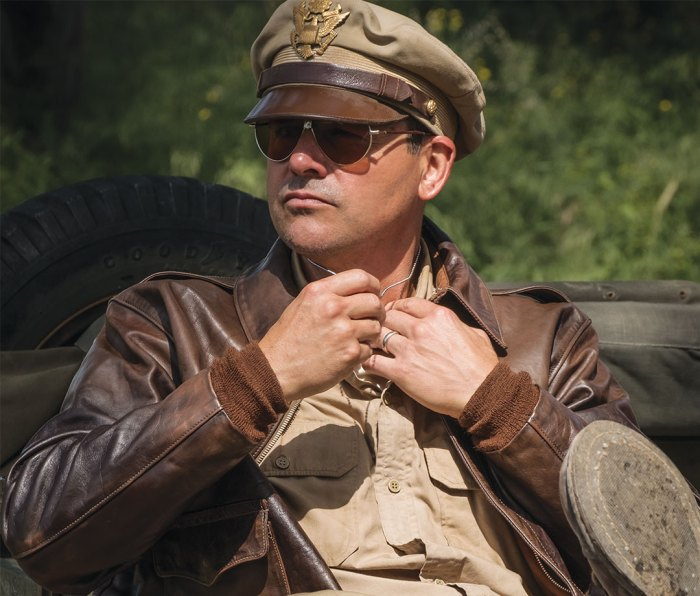 Chandler as Colonel Cathcart