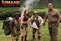Jumanji: The Next Level / Sony Pictures