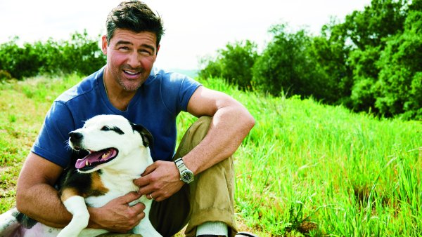 Kyle Chandler appears on the June 2019 cover of Men's Journal