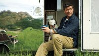 Kyle Chandler on His Texas-to-California Road Trip and Why He Loves Going Cross Country