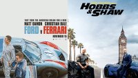 Most Anticipated Movies - 2019 - Hobbs and Shaw, Ford v Ferrari