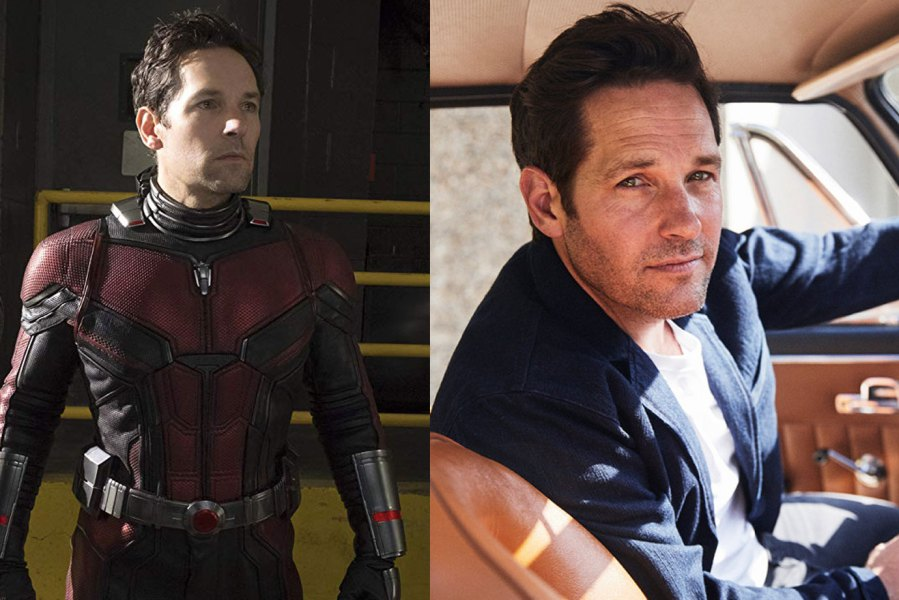 Paul Rudd, Ant-Man, Forbes List highest-paid actors of 2019