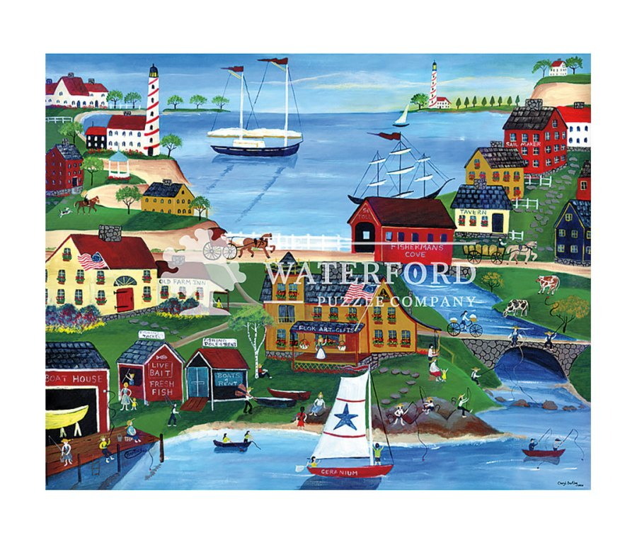 waterford puzzle