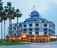 The Waterfront Hotel in Oakland, California
