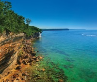 The Great Lakes in Michigan