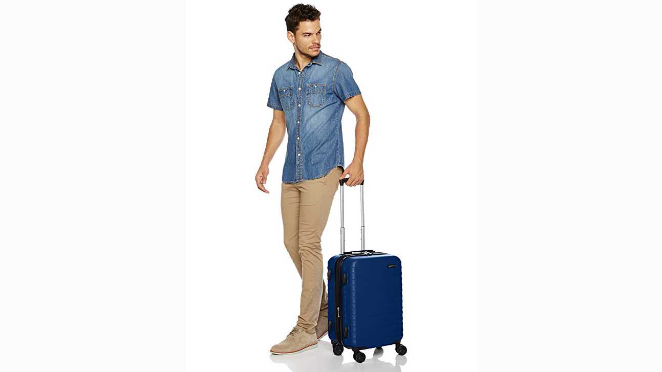 Massive Sale! Great Luggage Deals—Up to 49% Off Today Only!