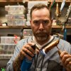 Claes Claesson, Swedish celebrity chef and fishing-lure designer