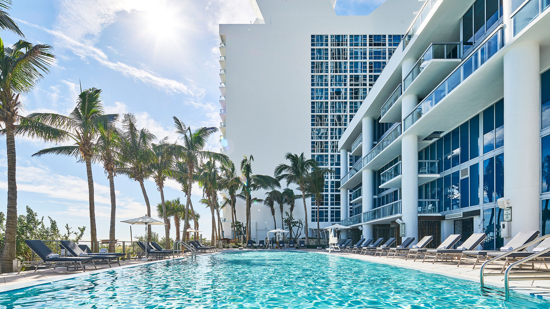 This Miami Resort Is Where You Should Go to Escape From it All