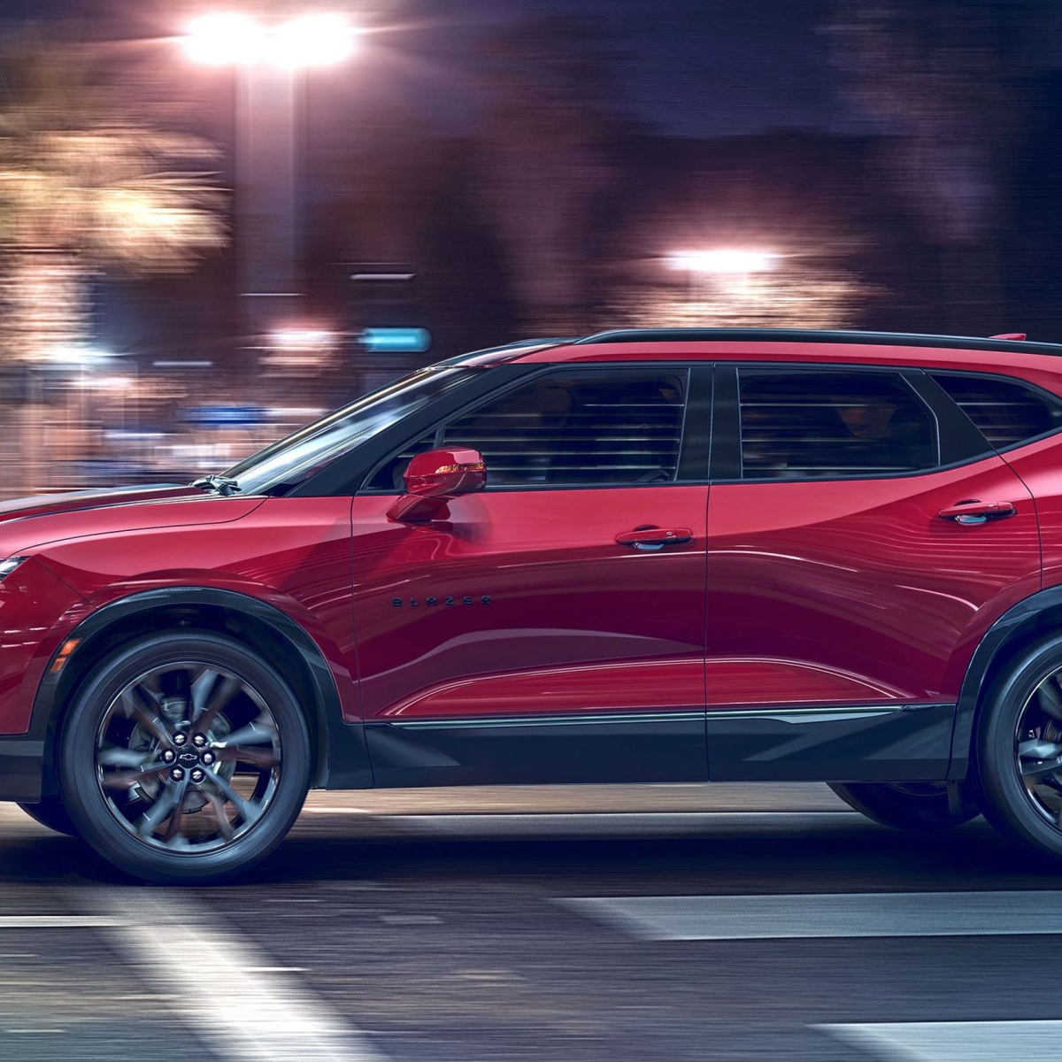 2019 chevrolet blazer rs the modern crossover with muscle car soul