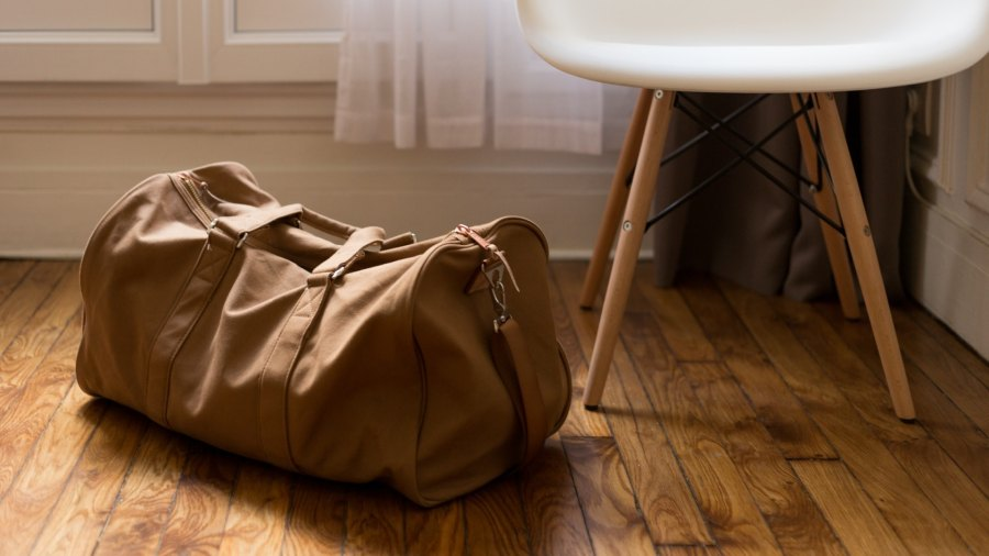 Duffel bags for the gym