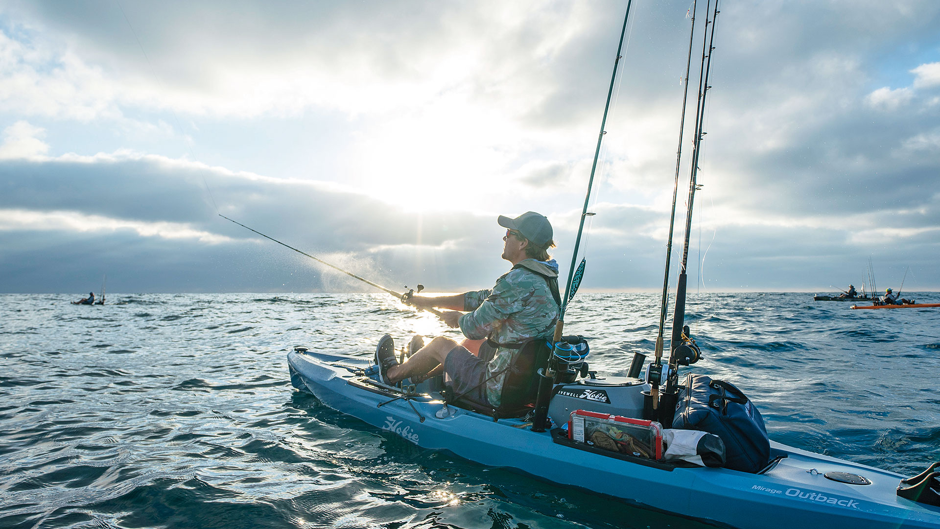 Fishing Watercrafts: The Best Kayak, SUP, and Hobie Cat to Land a Big One