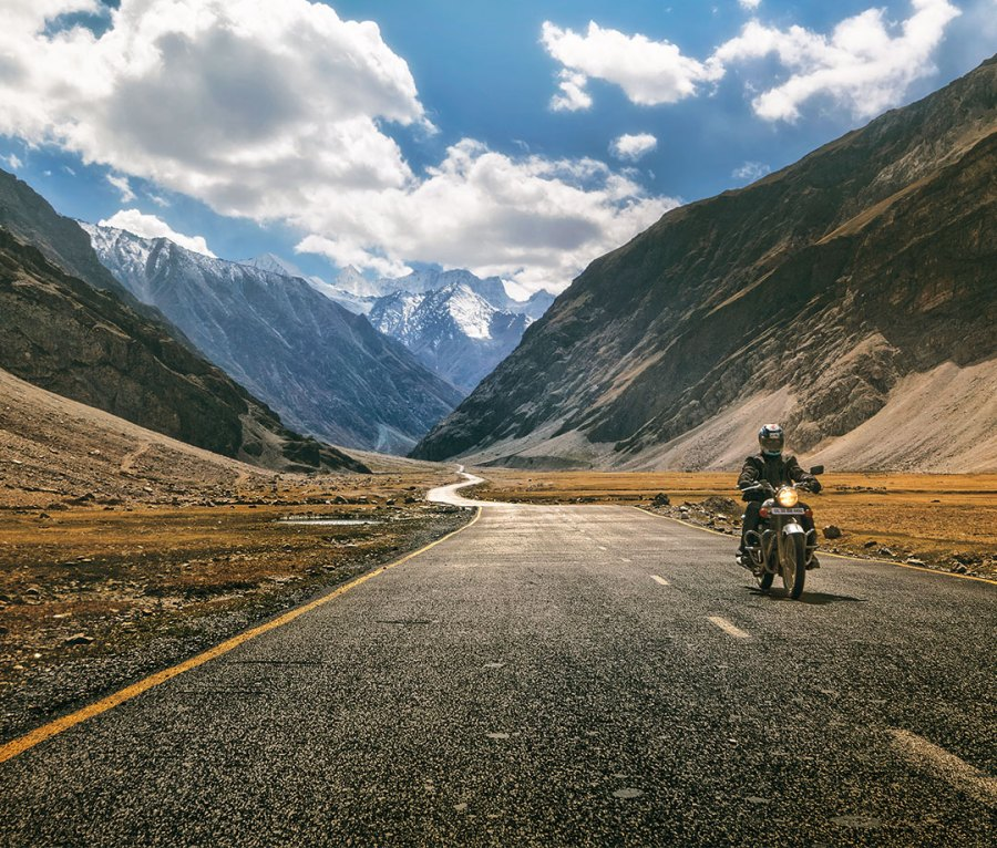 India's High Country