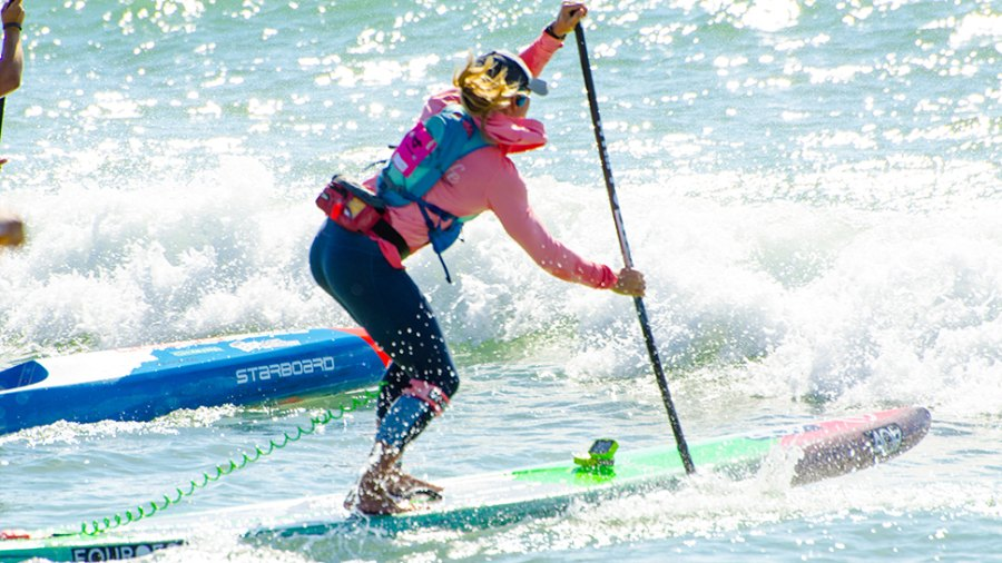 It's time to launch your SUP race career.