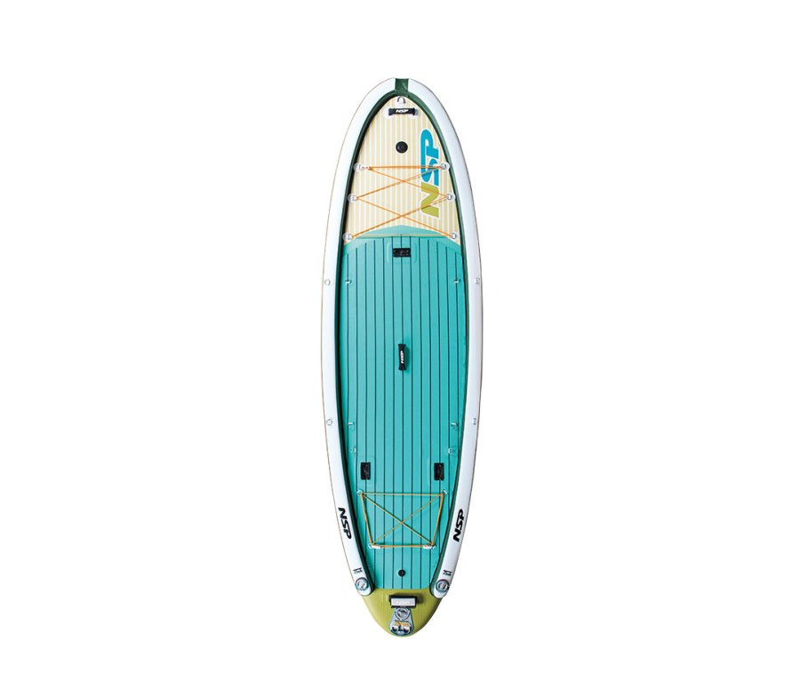 NSP Surfboards The Quest
