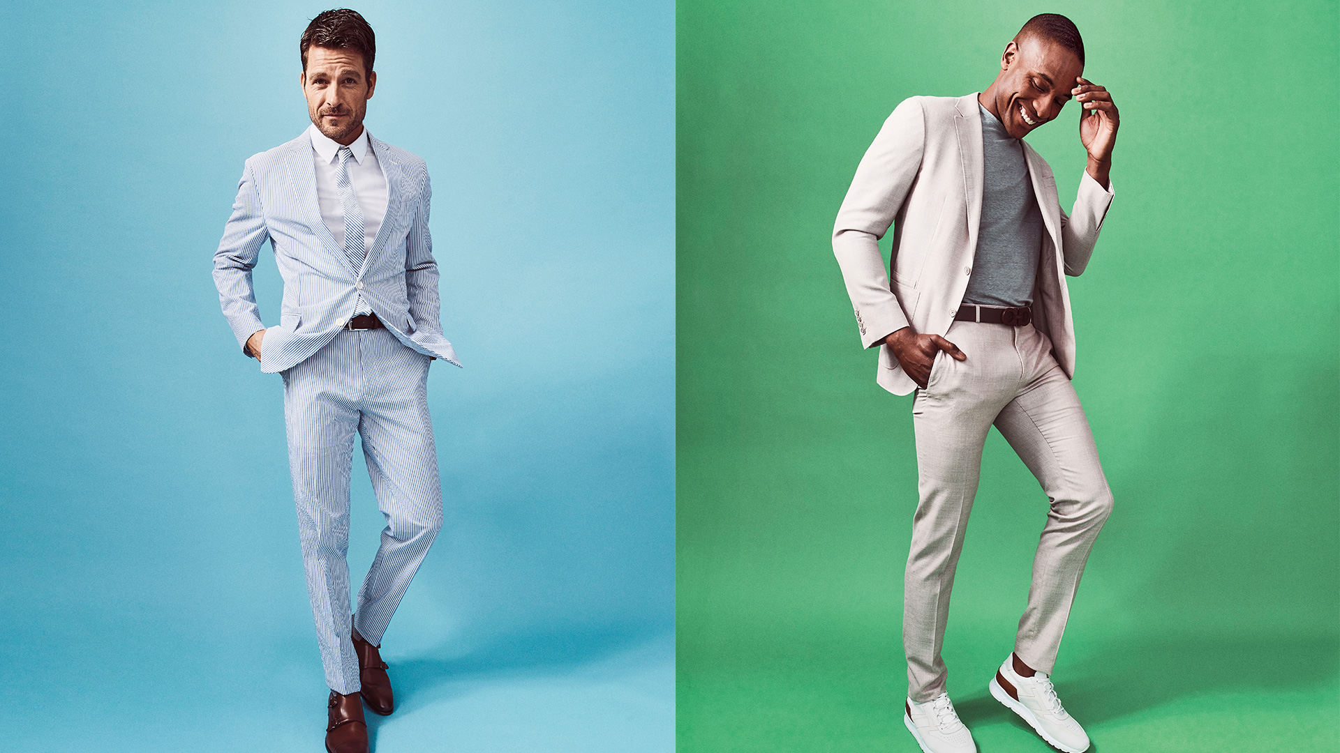 Keep Your Cool in the Best Lightweight Summer Suits
