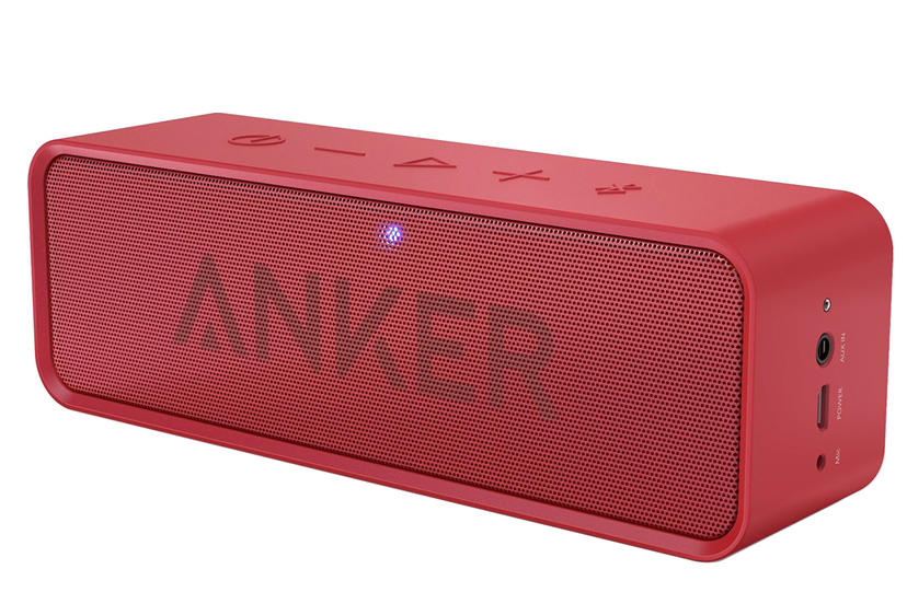 anker red