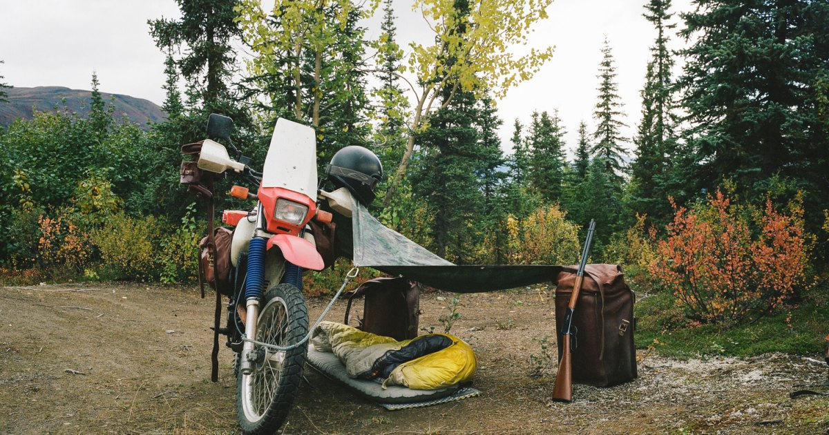 Photo of Riding the Pan-American Highway: 17 Months on a Motorcycle